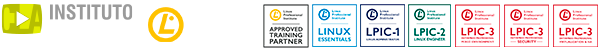 CLA Instituto Linux - Approved Training Partner - Linux Administrator