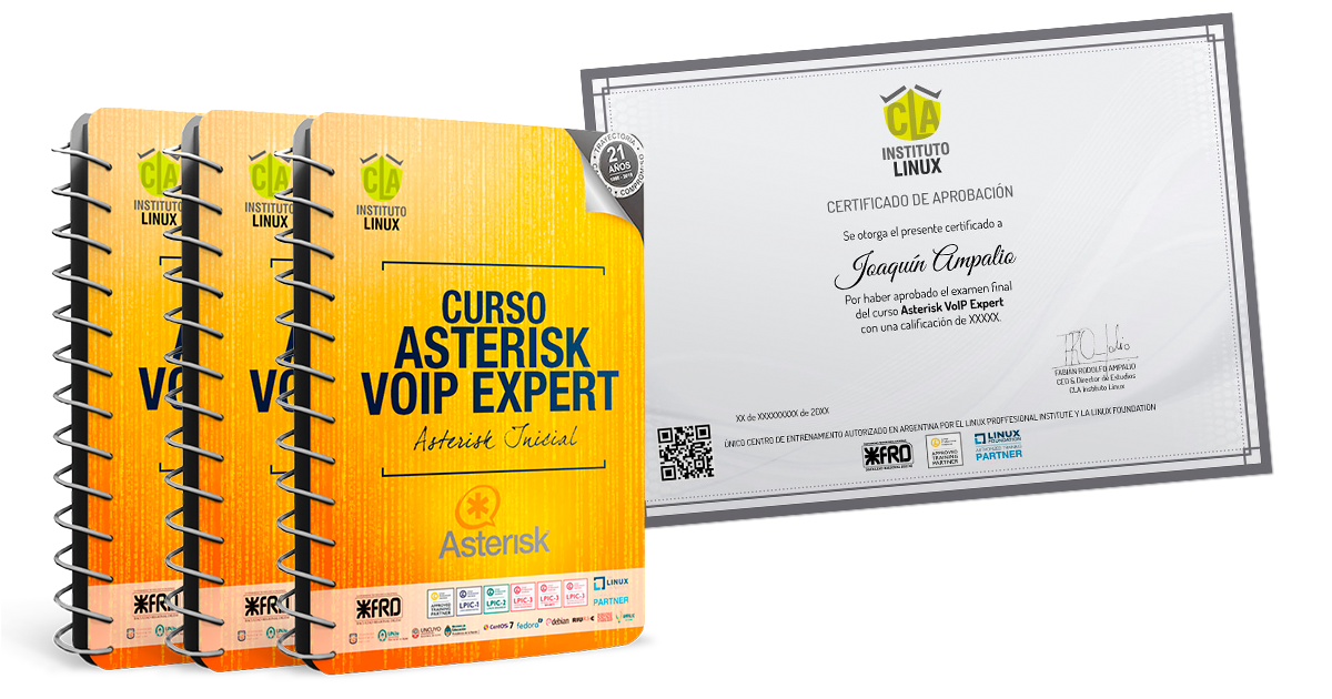 Asterisk VoIP Expert - Intensivo