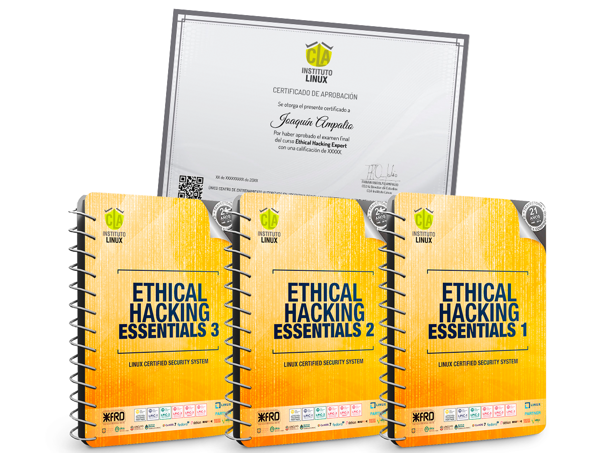 ETHICAL HACKING EXPERT