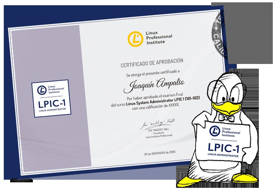 LPIC 1